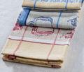 Venta al por mayor 100% de algodón la pimienta de chile jacquard toallas de cocina