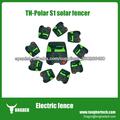Ganado solar cerca electrica para caballos con 20KM