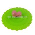 flor olla de silicona lfgb para la cocina