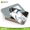 16gb personalizado de tarjetas de crédito usb pulgar unidad, tarjeta usb pendrive para el regalo