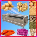 Kiwis limpeza batata doce máquina / cenoura descascador mandioca