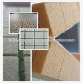 estructurales de pvc rígido con núcleo de espuma de sándwich de fibra de vidrio laminado de materiales compuestos