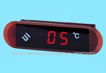 visualización de la temperatura de pequeño tamaño DP-100A