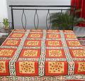 Venta al por mayor colchas/cubrecamas indio patchwork tapiz hecho a mano