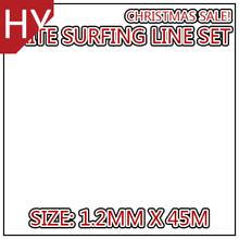 hyropes hk0002 color rojo cometa surring equipo líneas de kite surf