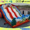 Surtidores de China precio de fábrica tobogán gigante inflable