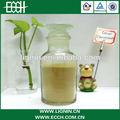 Amarillo mg-3 lignosulfonato de calcio de aditivos para hormigón aditivos del
