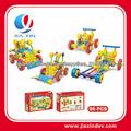 bloques de construcción para niños/Juguete de coches de contrucciones de s/una serie/ensamblaje