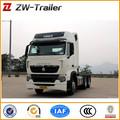 Howo caminhão tratores/china sinotruk howo tipos de tratores e caminhões/guincho preço