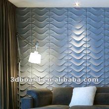 matériel intérieur revêtements pour les murs intérieurs de bambou