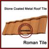 Pierre de couleur tuile acier revêtu, bardeaux de toiture prix
