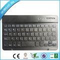 Teclado de la computadora óptica delgado,caja de la tableta con el teclado
