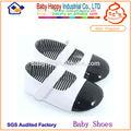 moq 24 alta calidad coreano de moda zapatos de bebé