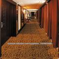 LN09G Nylon Alfombra de impression Hotel alfombra