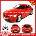 1:16 con licencia de coches modelo de venta caliente del coche del rc