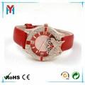china colgante de cuero genuino reloj vintage shenzhen juego intercambiables regalo reloj