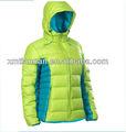 El precio de fábrica nuevo estilo chaqueta de esquí