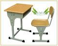 muebles alibaba/justable escritorio de madera y una silla única barata