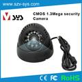 alta qualidade mini dome 720p rotativo 360- câmeras de segurança grau com visão noturna