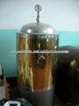 máquina de cerveza de barril