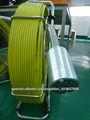 WOPSON Profesionales bajo el agua Alcantarillado Tubería de desagüe de la cámara de inspección con la rueda 60M/120M WPS-712DNK.
