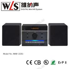 Micro Mini Hifi DVD Jugador