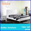 Foshan muebles cama de madera diseño clásico G943#