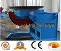 automática de tuberías codo rotación posicionador de soldadura rotador de mesa