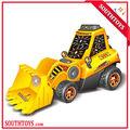 3d luz eléctrica excavadora de juguete para los niños