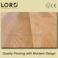 piso de madera blanca