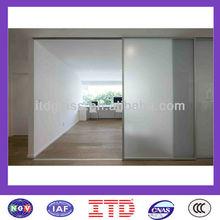 Itd-sf-fg0002 10mm plana de vidrio esmerilado