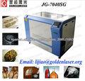 CO2 del grabador del laser del precio con CE JG-7040SG