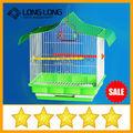 gaiola do animal de madeira artesanato de casas do pássaro de gaiola de pássaros
