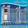 Puerta del hierro diseños de la parrilla principales puertas de acero inoxidable