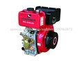 4.2hp tamaño pequeño monocilindro motor diesel 211cc LA170 ISO/CE