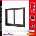 diseño de alta calidad para la decoración de ventana corredera de aluminio