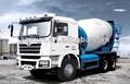China shacman camión mezclador de concreto 6x4 precio para la venta