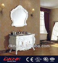 madera de roble antiguo muebles de baño vanidad