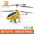3.5CH Medianas y grandes gold Edition RC helicóptero