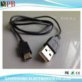 Haute qualité 1 mètre. mini usb vers rca câble mini usb pour câble aux