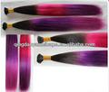 2013 nuevos productos en el mercado alemán alibaba novedades del clavo punta de la extensión del pelo ( ym- w- 170)