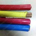 ( rvv) 2.5mm 4mm 6mm cobre núcleo flexible de alambre eléctrico