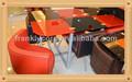 Atacado mesas de jantar e cadeiras/conjunto mesa de jantar com 6 cadeiras