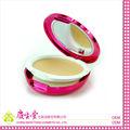 Hidratante crema base maquillaje compacto oem( taiwan cosméticos fabricante)