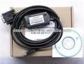 Plc siemens cable 6es7901- 1bf00- 0xa0 s5 s7 logotipo cable de programación plc
