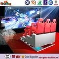 hidráulico 5d equipo de cine 5d 6d cine