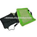 Domas sm9018 infrarrojo lejano de piedra de jade colchón/masaje shiatsu/de jade calefacción masaje colchón
