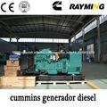 100kw Cummins generador diesel motor
