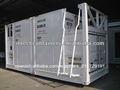 Auto 12kl provista de barreras tanque de combustible de los contenedores, 110% de contención secundaria
