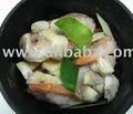 congelado camarão sopa tom yum